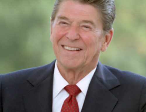 Trust: Use the Ronald Reagan Approach