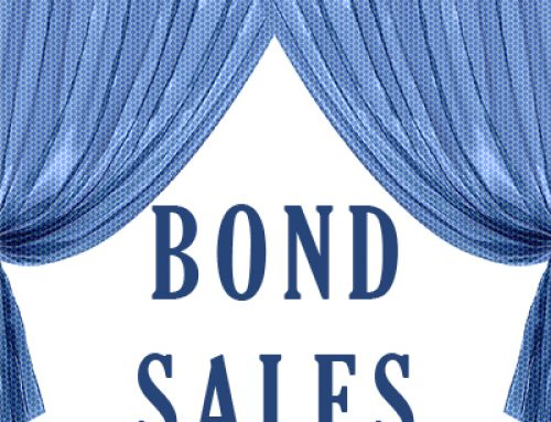 The Curtain Is Drawn Back On Bond Sales
