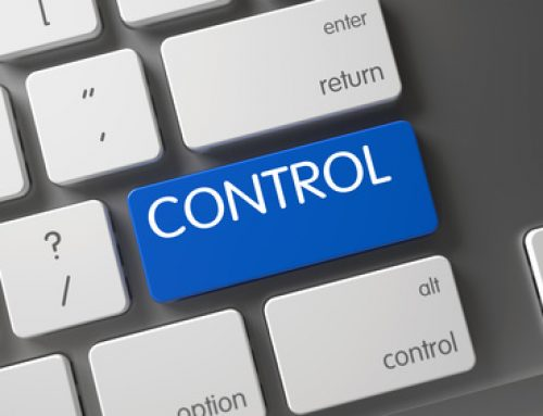 Control What You Can And Plan For What You Cannot Control