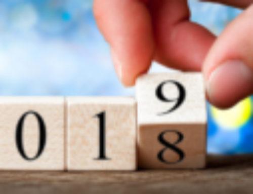 Should 2018 Auld Acquaintances Be Forgot?