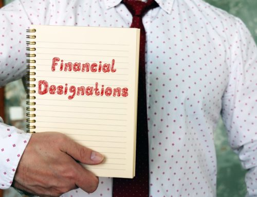 Six Common Designations Used By Advisors And Agents