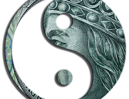 """The """"Yin And Yang"""" Of Inflation"""