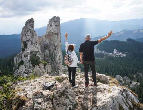 You've Made It Up The Mountain; Now You Need Retirement And Income Planning To Get You Down.